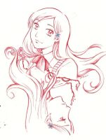 Orhime...2 sides by lilie-morhiril