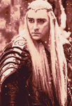 Thranduil Cross Stitch Pattern (Large) Preview by shingorengeki