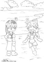 Chrono Cross - Chibi Fest by Cai-nikz