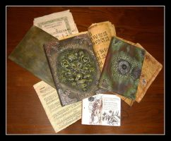 Tomes of Arcane Lore by FatherStone