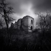 my muddy castle by uzengia