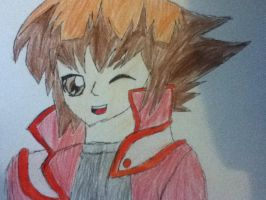 my 1st drawin of jaden x3 by ShadamyFan47