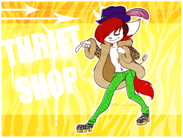 Thrift Shop:. by s-ailor