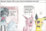 Ask the Guild: Question 9 by Meemie7