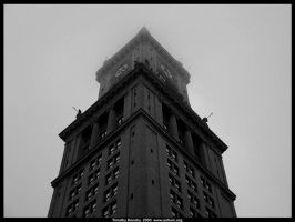 Tower in Boston by timlori