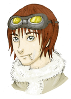 Matt from Death Note - Colored by wammyhousereject