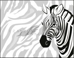 Zebra by Red-IzaK