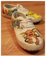 Awesome Converse of epicness by ColorsAreAwesome