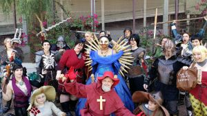 Dragon Age Group Silly by starkt2k