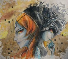 Midna - Twilight Princess by AdamScythe