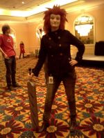 Cosplayers at Roundcon 11 by Kyuubichowderfan