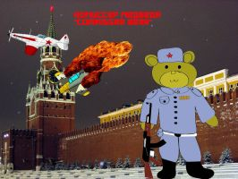 Commissar Bear by pete7868