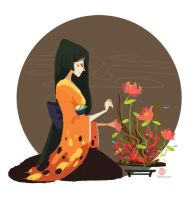 ikebana by hyamei