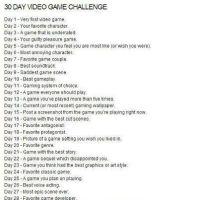 .:30 Days of Gaming:. by Alpha-Test