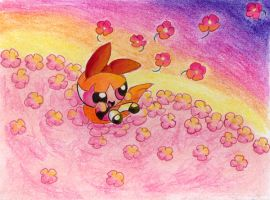 PPG - Flower Pink by Porcubird