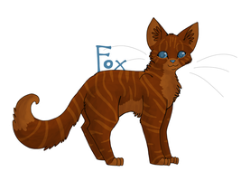 Request - Fox by Parrotfeathers
