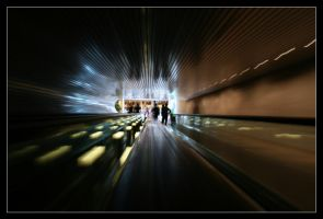 Moving Walkway by xocieira