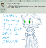 Sonic Question 2 by CleverConflict