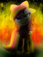 Firefighter Chief by AnAppleForgotten