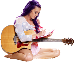 Katy Perry Png by WendiEdithons