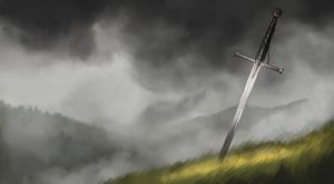 Sword In The Ground by Taaks