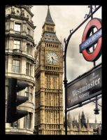 Big ben by Saysamia
