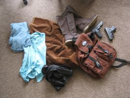 Start of Tombraider outfit by LadyRafira