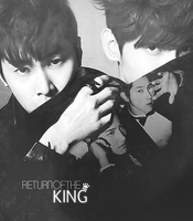 RETURN OF THE KING. by soohoonie