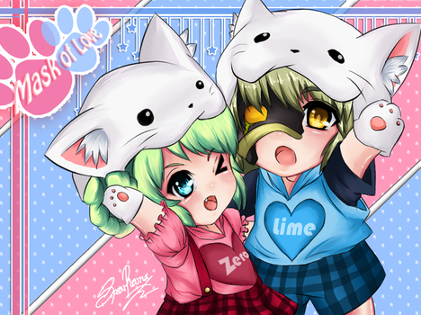 Grand Chase Zero x Lime (Contest Thai) by SpearRainz