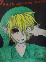Ben Drowned by last-sunset9