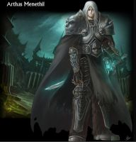 Arthas by hyperion1224