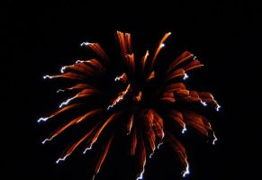 Fireworks on the 4th-IV by Holly6669666