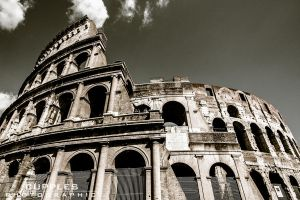 Colosseo by cupplesey