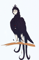 bird boi by AidenCiques