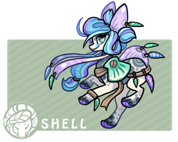 SF1_Spiral shells by griffsnuff