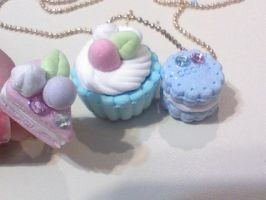 Sweets Jewelry for Karen by camelliaRuth