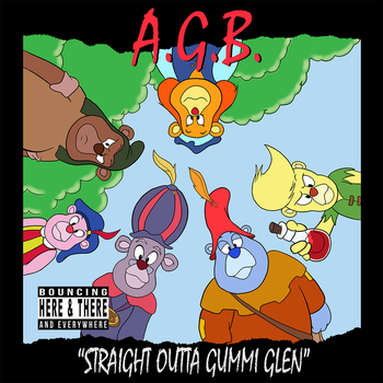 Straight Outta Gummi Glen by miceandducks