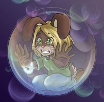 Bubble Child - Alex by Wazaga