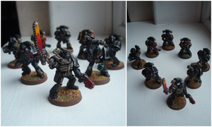 Legion of the Damned Squad by AlphaAlec