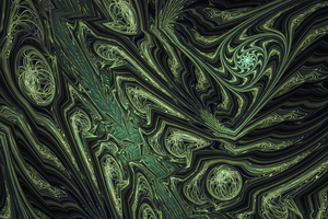 Etched In Emerald by plangkye