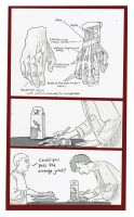 BBC Sherlock Comic: Juice by Graphitekind