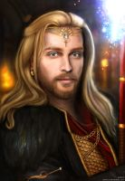First Enchanter Anders by Aranict