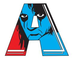 A is for Alice - vector by estranged-illusions