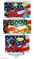 Deadpool for President Ad by the-mithras