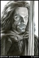 Aragorn: Fight for me by Norloth