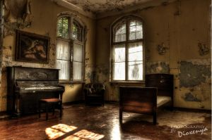 ... and the piano sounds like a memory IV by Dioxenya