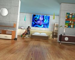 Businesswoman apartment by masin