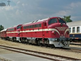 M61 001 and 020 in Budapest by morpheus880223