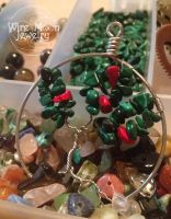 Apple Tree - How You Like 'em Apples? by WireMoonJewelry