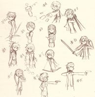 FFT0 - Weapons by Cooler-Aid13